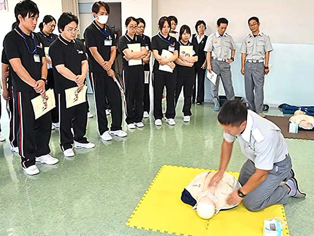 2年 AED